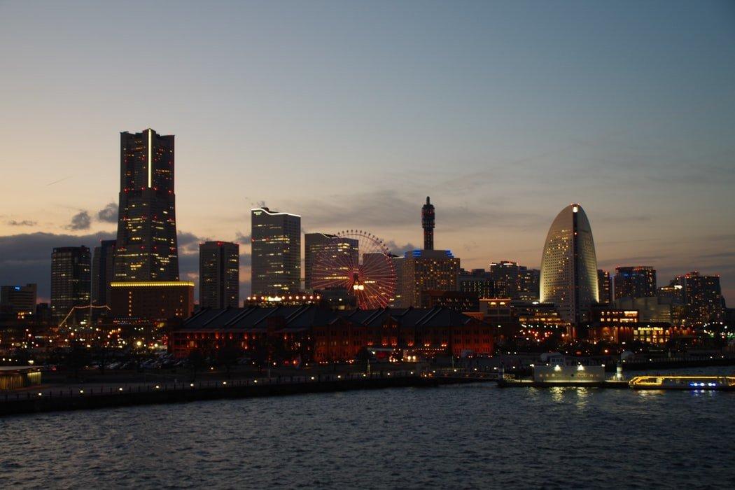 Skyline Yokohama Japan