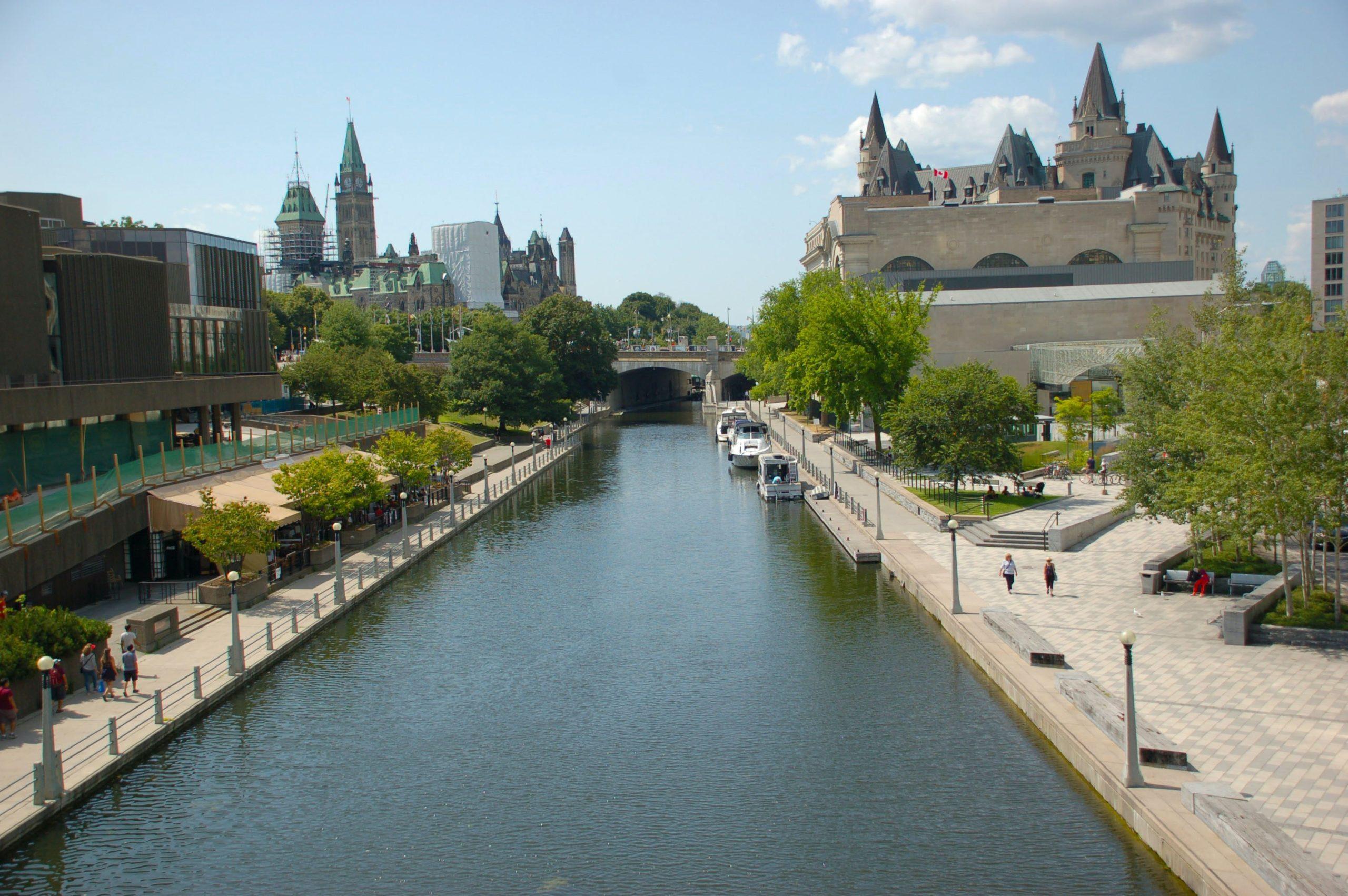 Auslandspraktikum in Ottawa