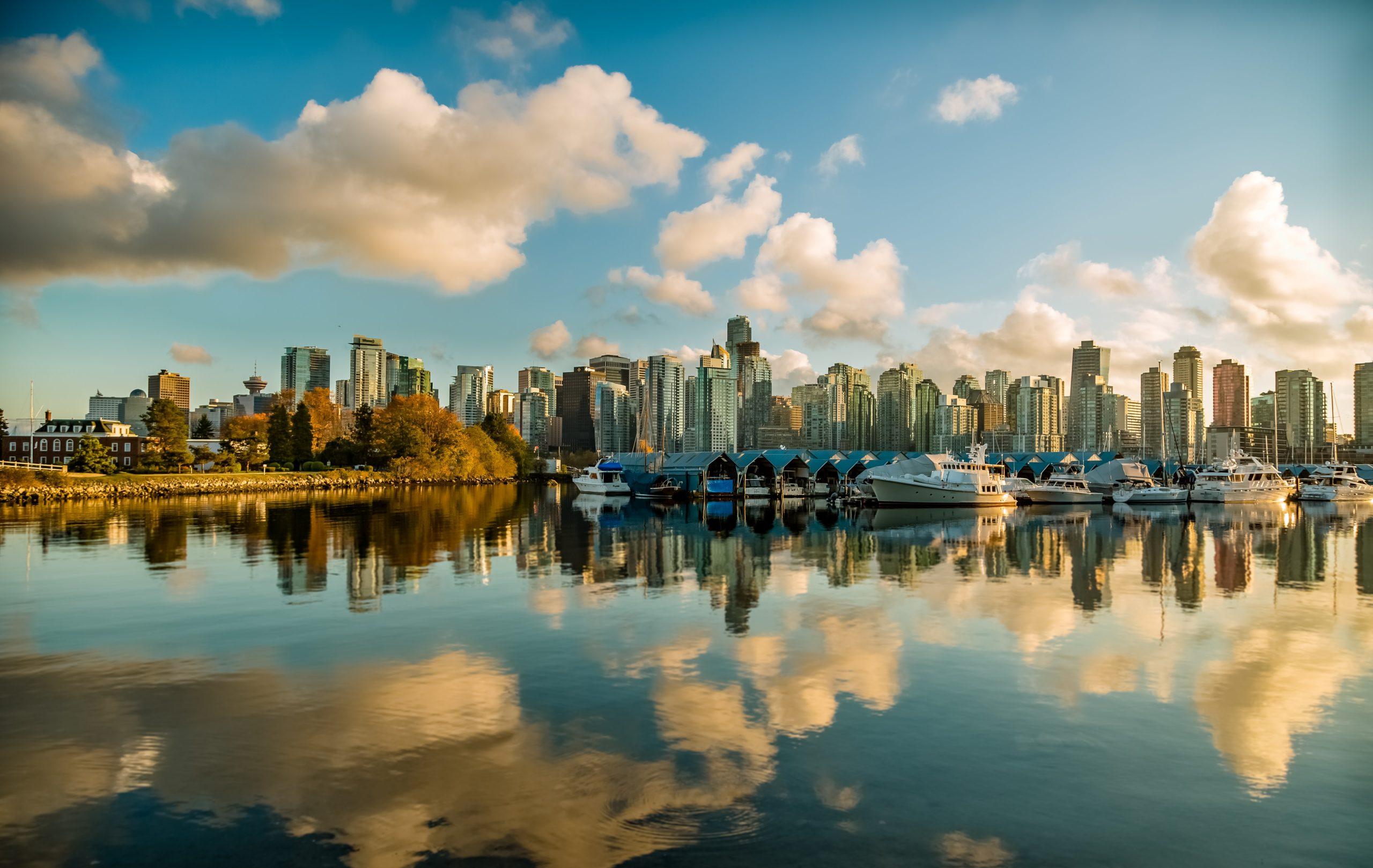 Auslandspraktikum in Vancouver