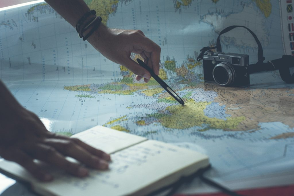 Auslandspraktikum richtig planen - Anleitung
