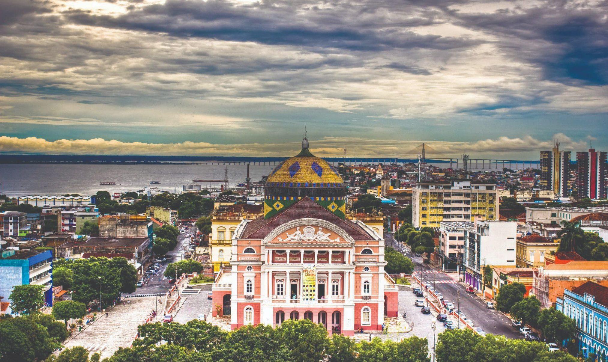 Manaus Auslandspraktikum Brasilien