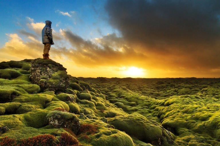 Praktikum im Klimaschutz in Island