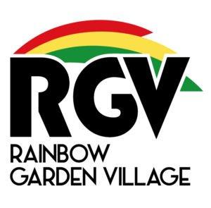 Rainbow Garden Village Logo
